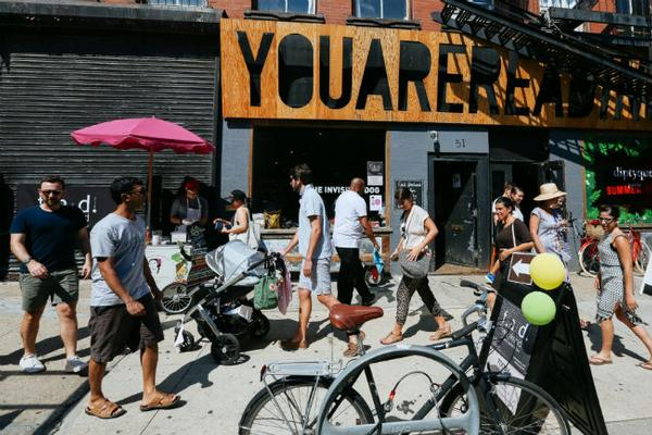 FAD Market Summer: The Invisible Dog at The Invisible Dog Art Center