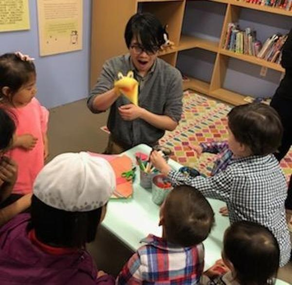 MOCAKIDS Storytime! Big & Small at Museum of Chinese in America