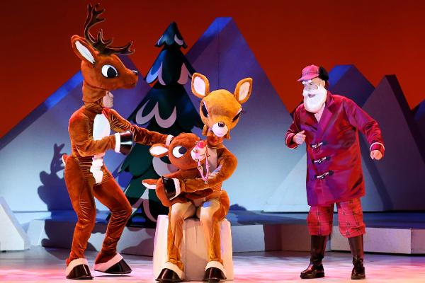 RUDOLPH THE RED NOSED REINDEER at Bergen Performing Arts Center