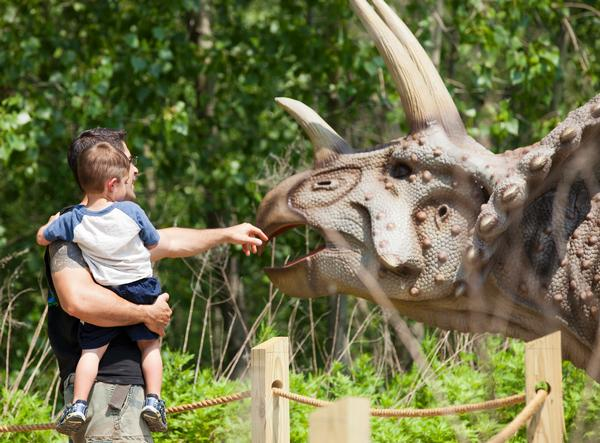 Field Station: Dinosaurs at Overpeck County Park
