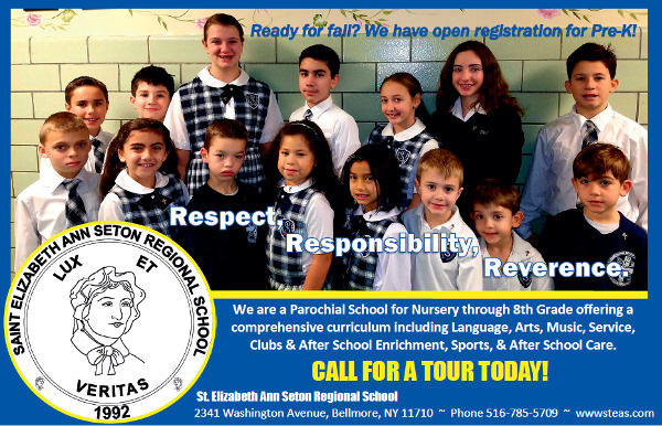 Catholic Schools Week Open House at Saint Elizabeth Ann Seton Regional School