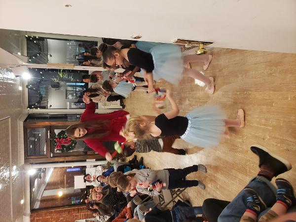 Broadway for Babies- Winter/Spring at Class Space