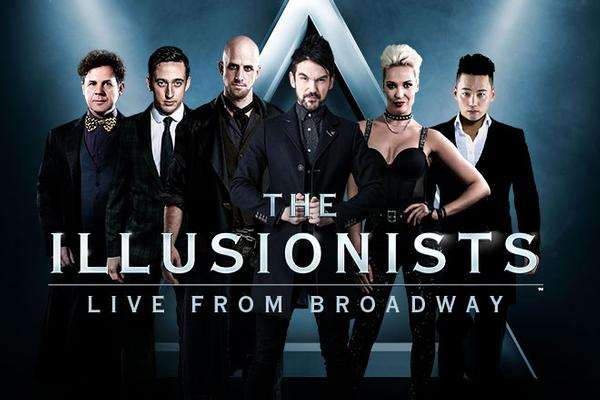 The Illusionists™: Live from Broadway™ at Mayo Performing Arts Center