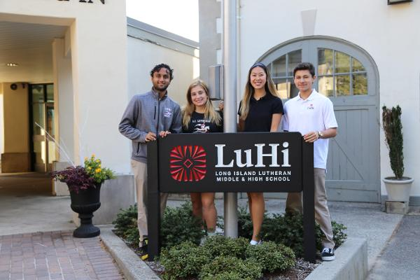ONLINE Virtual Open House - Middle and High School at LuHi