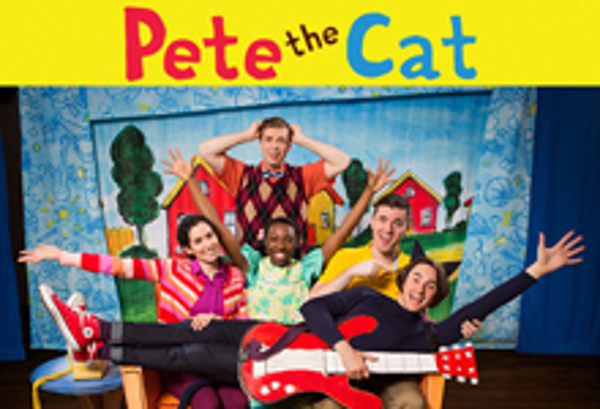 'Pete the Cat' at Bergen Performing Arts Center
