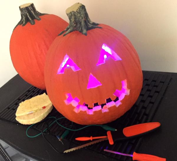 Electric 'Fun-Kins' Pumpkin Carving Workshops at Mid-Hudson Children's Museum
