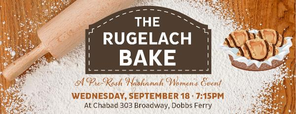 Rugelach is Not a Jewish Baked Good. It's a Baked Great! at Chabad of the Rivertowns