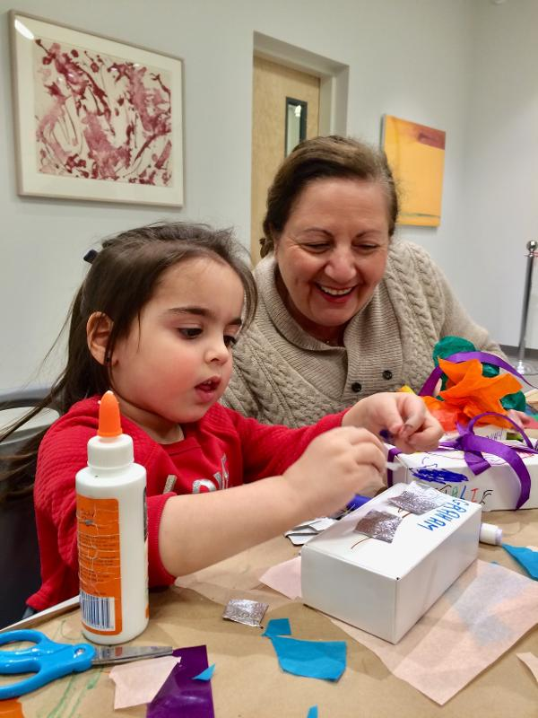 Story Tots at Nassau County Museum of Art