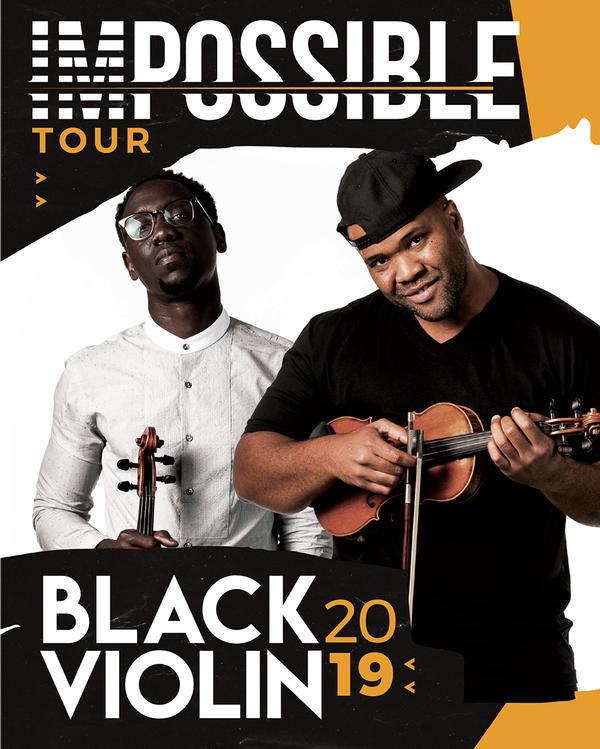 Black Violin at Mayo Performing Arts Center
