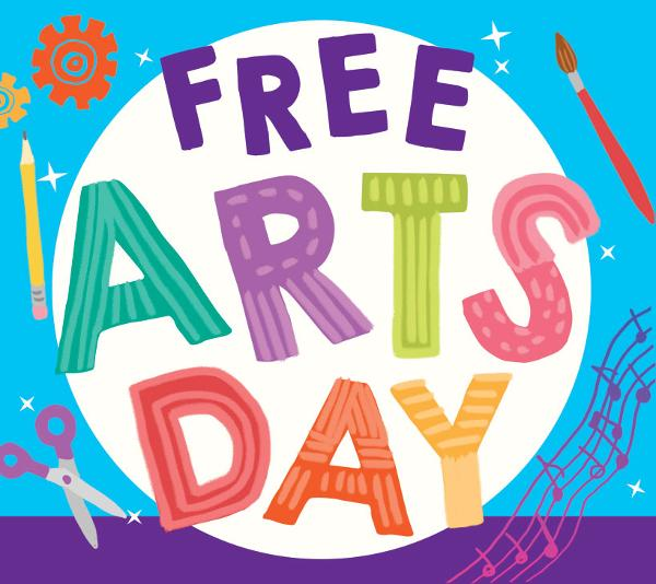 FREE Arts Day! at The Rye Arts Center