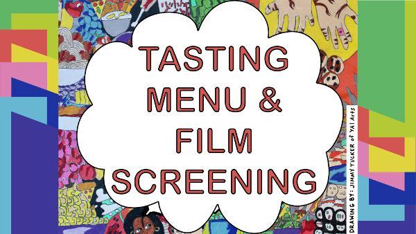 Din Din: Tasting Menu & Film Screening at Flux Factory