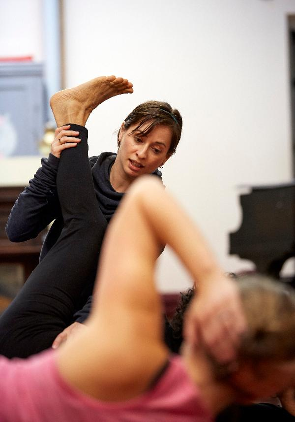 Pilates with Babysitting Included! at ALDEN MOVES Dance Theater