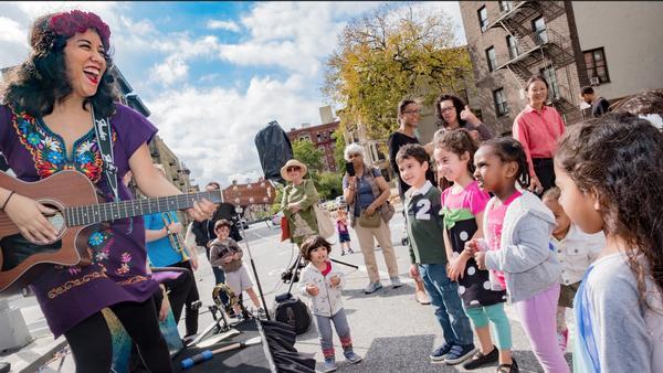 Children's Specials at Riverfront Green Park