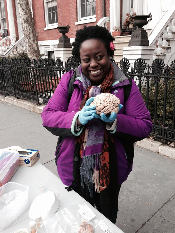 The Biobus is BraiNY 2016 at Harlem