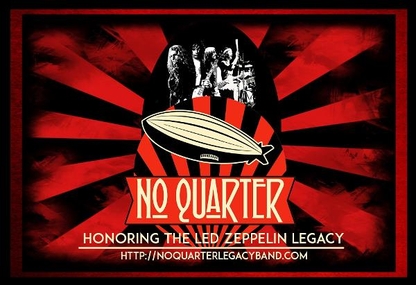 No Quarter- Tribute to Zeppelin's Legacy at Paramount Hudson Valley Theater