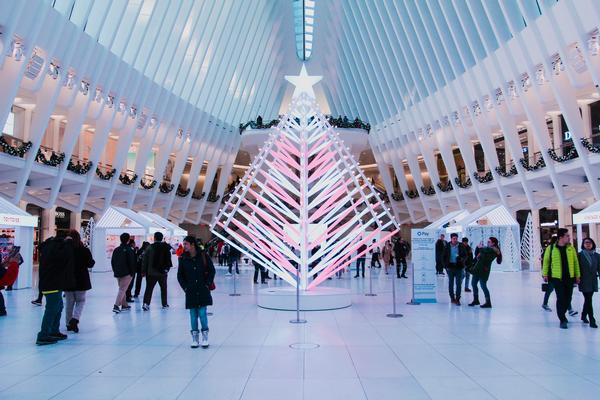 Holiday Market at the Oculus presented by Chase Pay and Westfield World Trade Center at Westfield World Trade Center
