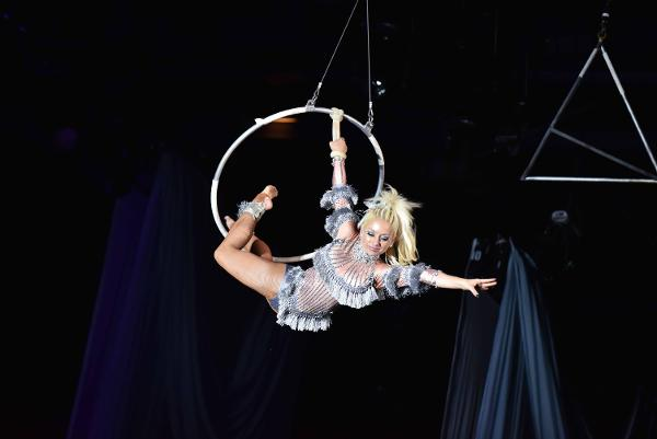 CIRQUE MUSICA HOLIDAY WISHES at NYCB LIVE, Home of The Nassau Veterans Memorial Coliseum