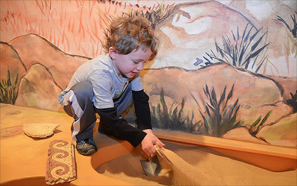 Sundays: Dig-Drop In at The Jewish Museum
