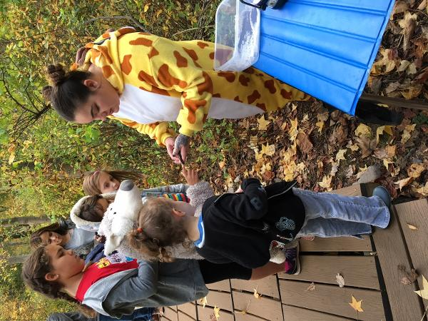 Haunted Forest at Tenafly Nature Center