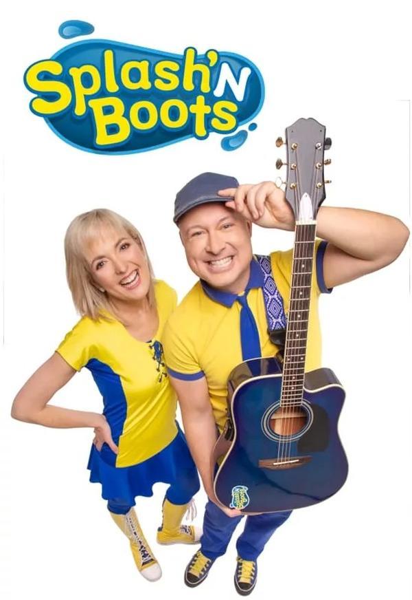 Splash'N Boots at The Ridgefield Playhouse
