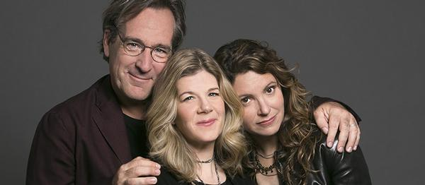 Cry Cry Cry (Lucy Kaplansky, Richard Shindell & Dar Williams) at Landmark on Main Street