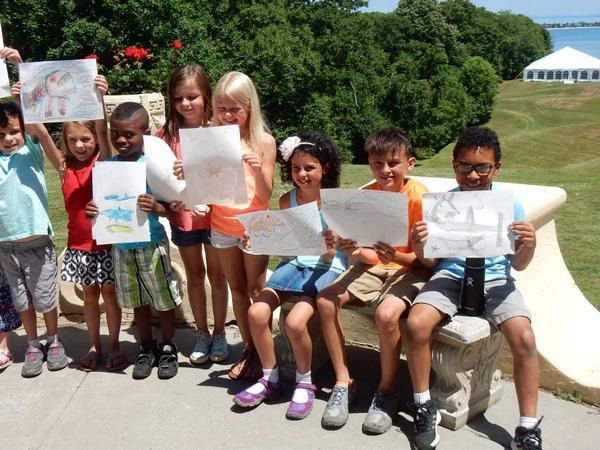 Summer Workshops for Children at Vanderbilt Museum