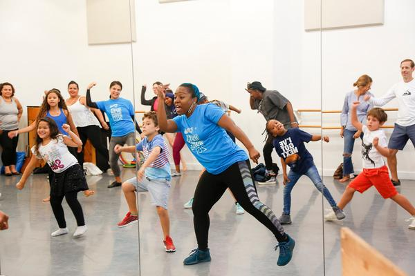 Mark Morris Dance Group Family Fun Series: Hip-Hop at Mark Morris Dance Center