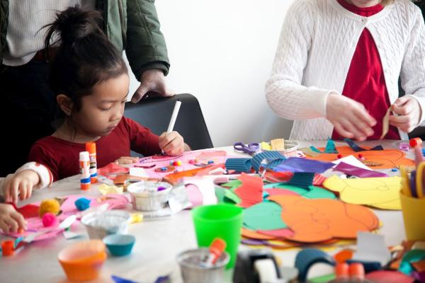 MOCACREATE: Lunar New Year Museum Makeover at Museum of Chinese in America