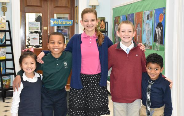 Open House at East Woods School