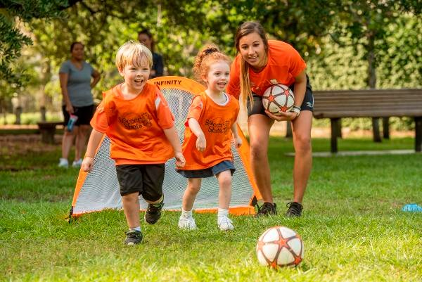 Free Clinic - Soccer class for children age 5-7 at Eisenhower Park (Field #4)