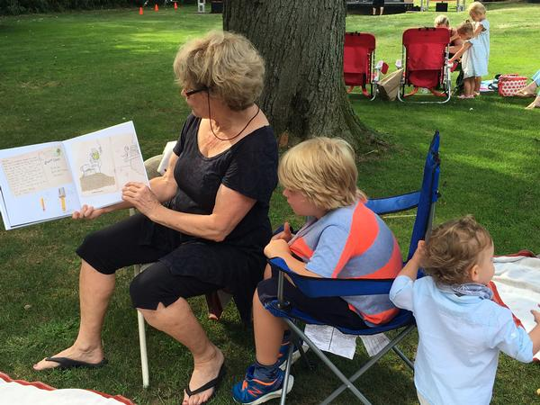 Stories Under the Tree at Southampton Arts Center