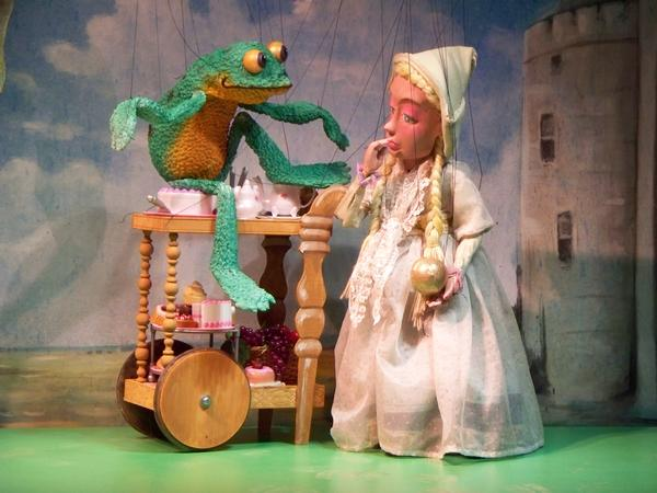 Peter and the Wolf and The Frog Prince at Puppetworks Inc