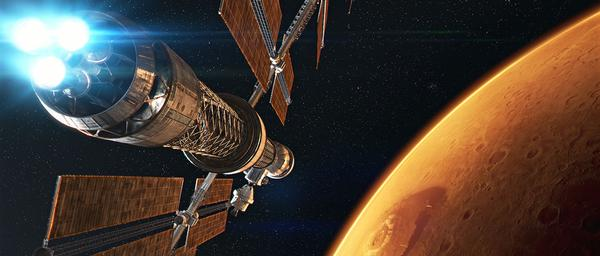 'Journey To Space 3D' at New York Hall of Science