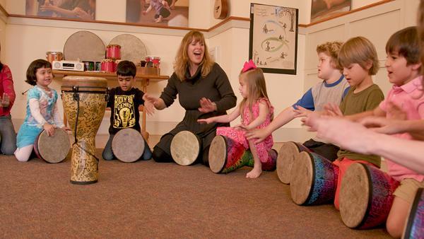 Summer Drumming & Music Fun at Our Redeemer Lutheran Church