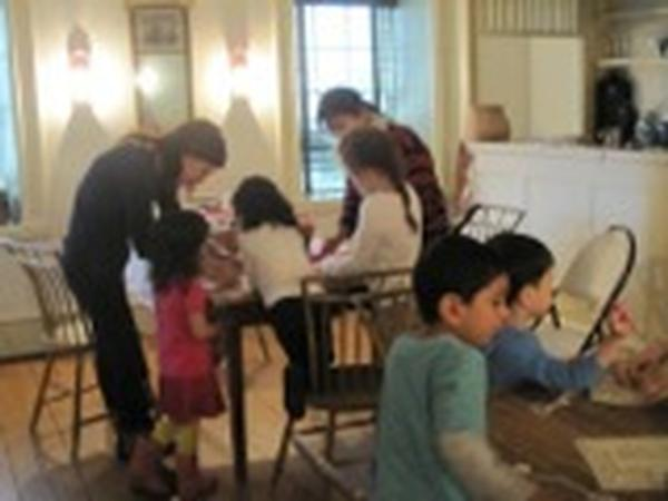 Spring Break Crafts and Games at Mount Vernon Hotel Museum & Garden
