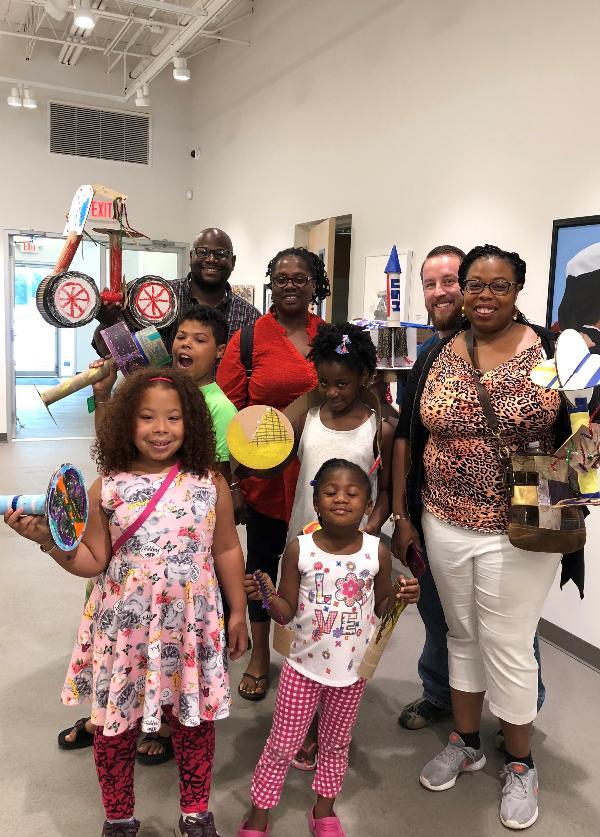 Family Sundays at Nassau County Museum of Art