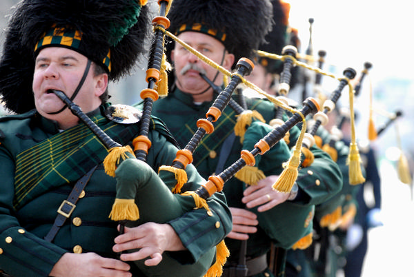 23rd Annual City of White Plains St. Patrick's Day at Old Mamaroneck Road and Mamaroneck Avenue