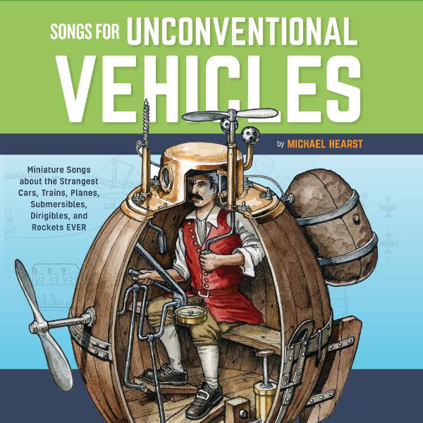 Michael Hearst: Unconventional Vehicles Release Show at Prospect Park Long Meadow