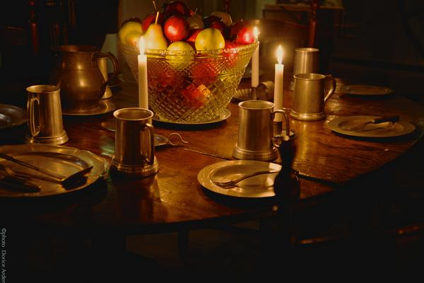 Holiday Candlelight Tours at Historical Society of Rockland County