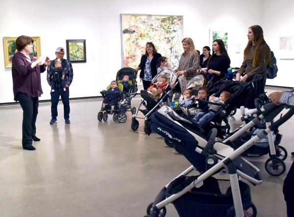 KMA Stroller Tours at Katonah Museum of Art