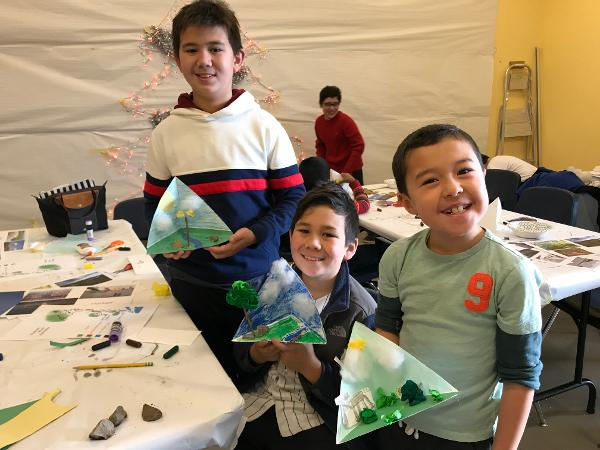School's Out, Stars Are In (SOSI) at Hudson River Museum