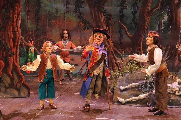 CANCELED: Treasure Island at New Victory Theater