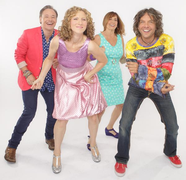The Laurie Berkner Band's Monster Boogie Halloween Concert at Concert Hall at The New York Society for Ethical Culture