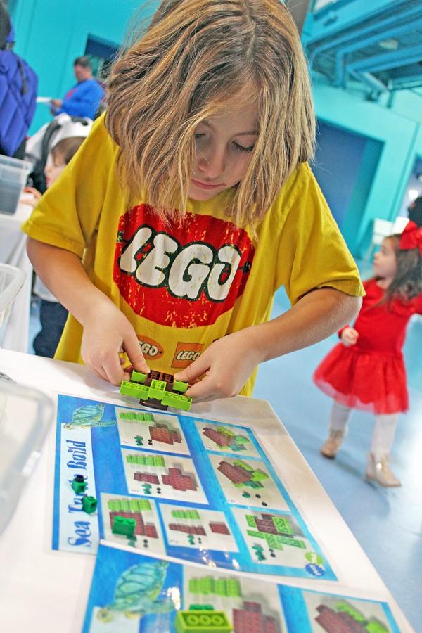 LEGO® Weekend at THE MARITIME AQUARIUM AT NORWALK