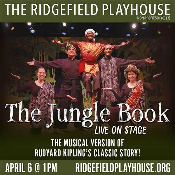 THE JUNGLE BOOK at The Ridgefield Playhouse