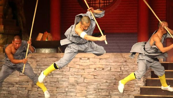 Chinese Warriors of Peking at Tilles Center for the Performing Arts
