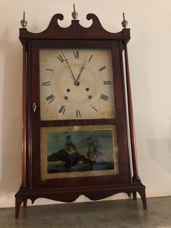 Historic Craft Workshop: Clock-Making at Mount Vernon Hotel Museum and Garden