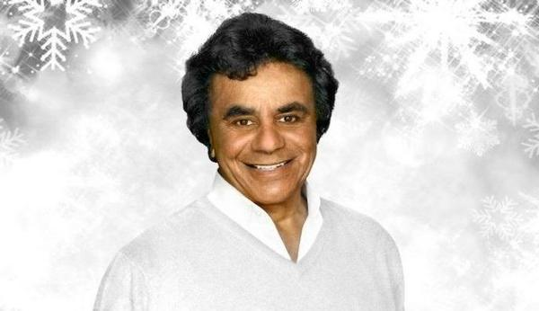Johnny Mathis Christmas Concert 2017 at Tilles Center for the Performing Arts
