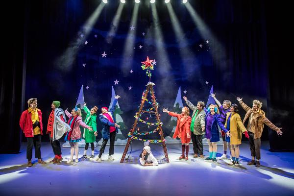 A Charlie Brown Christmas at Kingsborough Community College