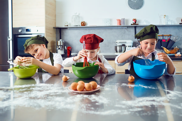 FREE Cooking With Stars Class at Park Shore Country Day Camp